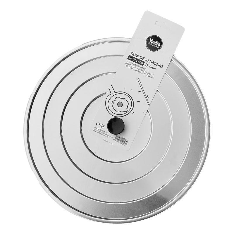 The Paella Company 45cm Aluminium Pan Lid